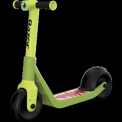 Roller für Kinder | Wild Ones Dino | Grün