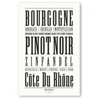 Poster | Wine