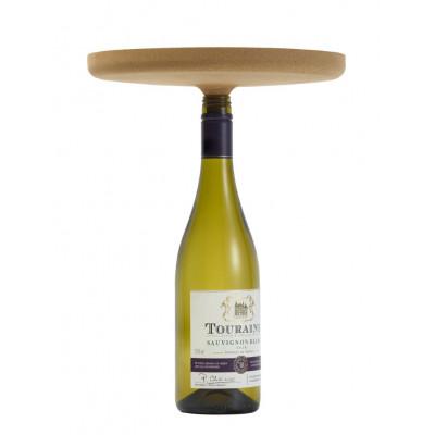 Weinflaschen-Kork-Tablett