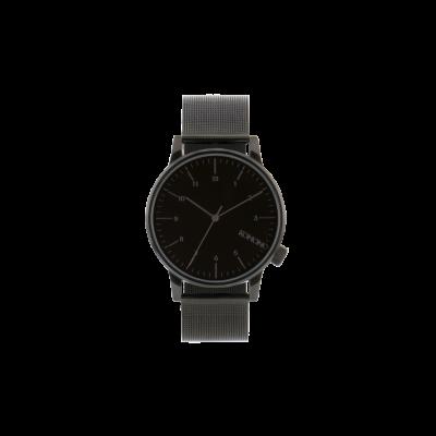Winston Royale Watch   Black