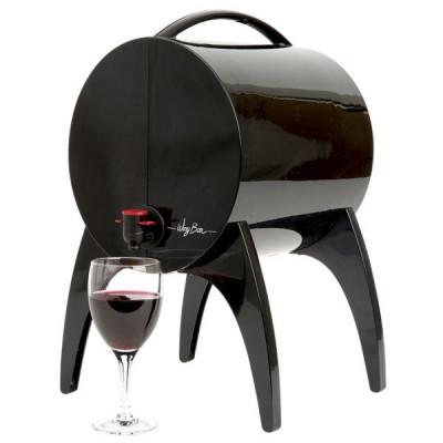 Weinlagerung WinyBar | Schwarz