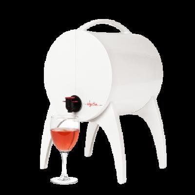Weinlagerung WinyBar | Weiß