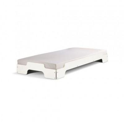 Stapelbett | Weiß