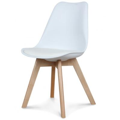 Stuhl Scandi | Weiß