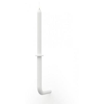Kerzenhalter Wall of Flame Large | Weiß
