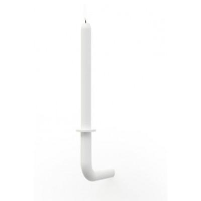 Kerzenhalter Wall of Flame | Weiß