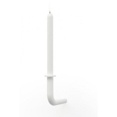 Kerzenhalter Wall of Flame   Weiß