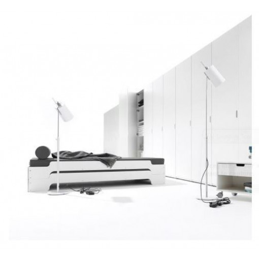 Stacking Bed | White