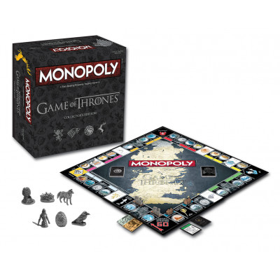 Monopoly Game of Thrones | Collectors Edition