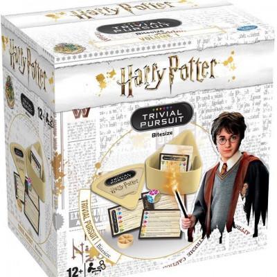 Trivial Pursuit Harry Potter | White Version