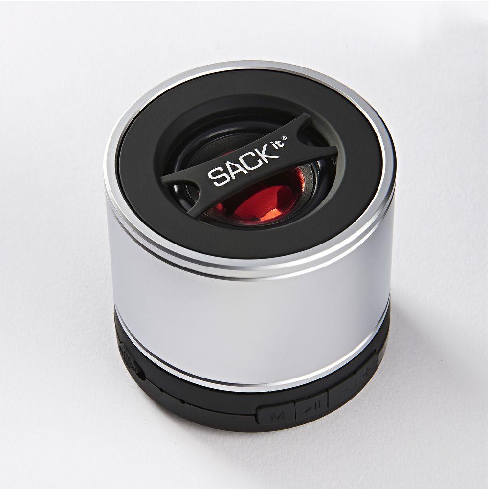WOOFit Speaker   Silver