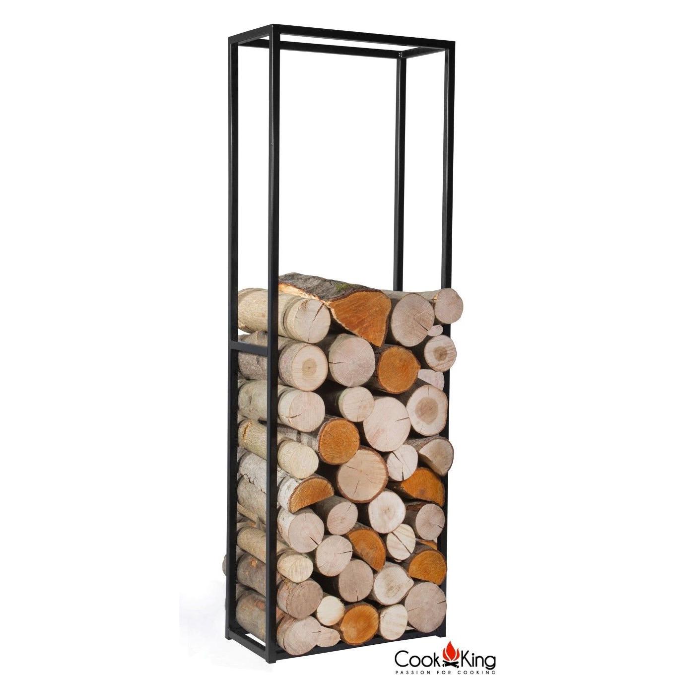 Holzständer Cornel-120 x 40 x 20 cm