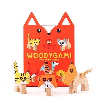 Woodygami