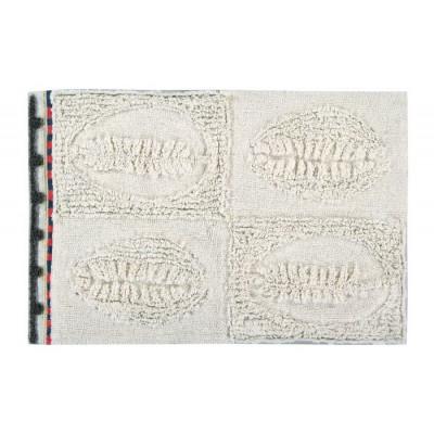 Wollteppich Afrika-Kollektion Bahari S