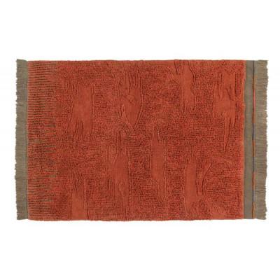 Wollteppich Afrika-Kollektion Naranguru