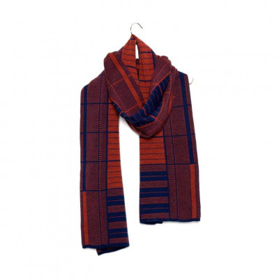 Knitted Scarf with Cashmere   Harisson