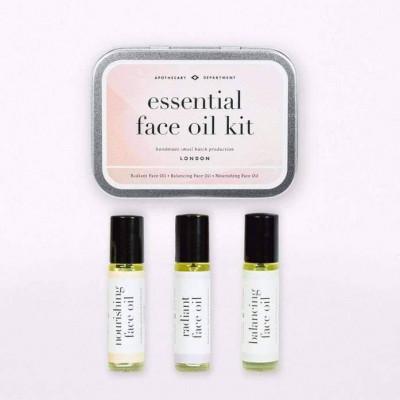 Essential Face Oil Kit