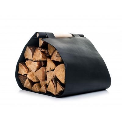 Wood Carrier   Black