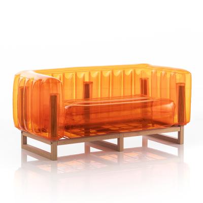 Canape Yomi-Holz   Orange