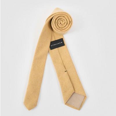 Silk Tweed Tie | Woodbine