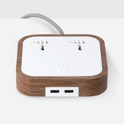 Wireless Hub   Wood