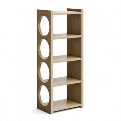 Bücherregal Bau | Eiche