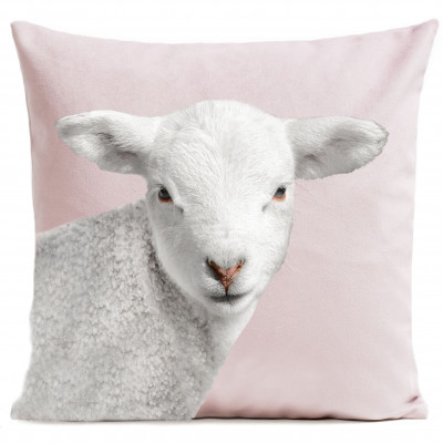 Kissenbezug Wooly