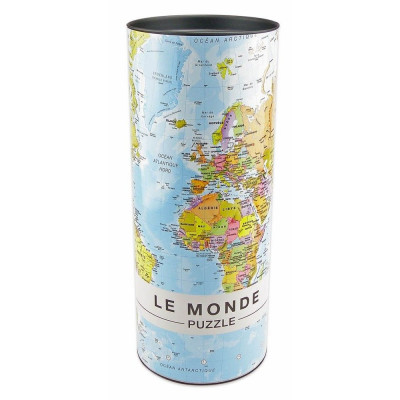 1000 Pieces Puzzle   Le Monde