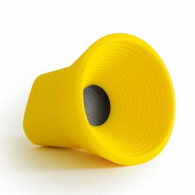 WOW Speaker- Yellow