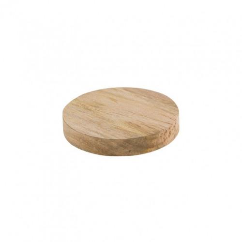 Holzkerzenhalter | Sockel