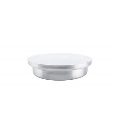 Pfanne WhitePot 34 cm l Silber