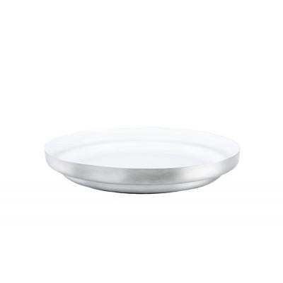 Pfanne/Kochtopf WhitePot 34 cm l Silber