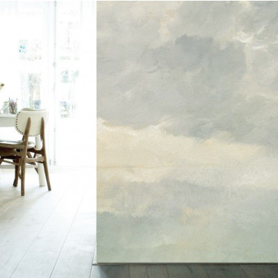 Wallpaper Golden Age | Clouds I