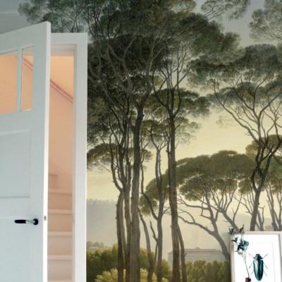 Wallpaper Golden Age | Landscapes I