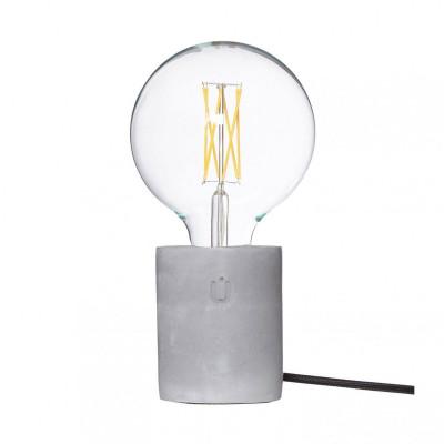 Lumi Table Lamp   Grey