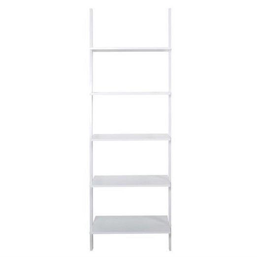 Wall Unit Mimi 5 Shelves | White