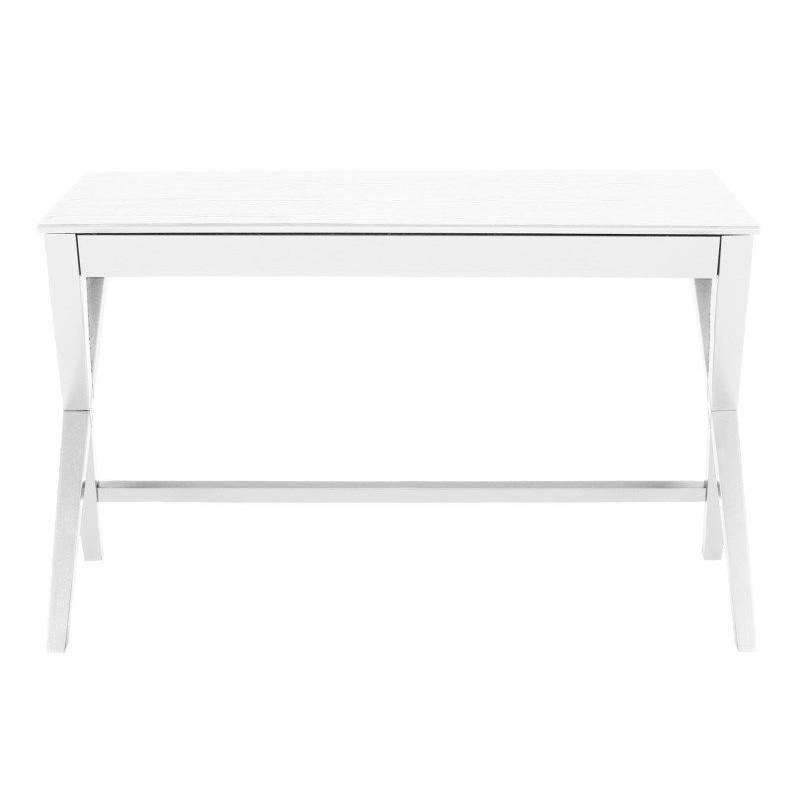 Schreibtisch Schwerkraft   Weiß