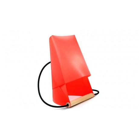 Furoshiki Tischlampe Rot