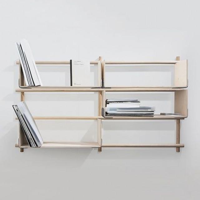 Rack Foldin 2x3 + 4 Shelves DISCONTINUED