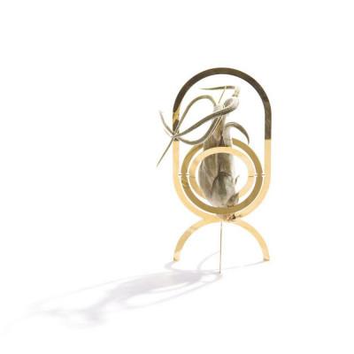 Pflanzenhalter Air Trophy | Brass