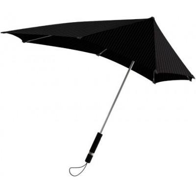 Senz XL Regenschirm Schwarz