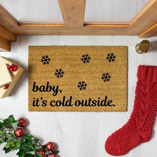 Draußen ist es kalt, Baby
