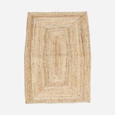 Teppich Structure 130 x 85 cm | Natürlich