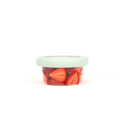 Food Huggers Deckel Extra Small | Grün
