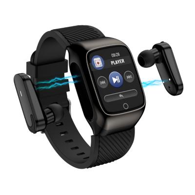 Smartwatch Pro 2 in 1 Incl. Dual Wireless Earbuds