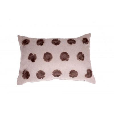 Decorative Pillow Dinard 35x50cm | Taupe