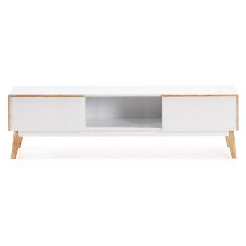 TV-Kabinettsitzung 150 x 45   Weiß