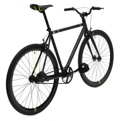 Fahrräder erstellen | Mattschwarz
