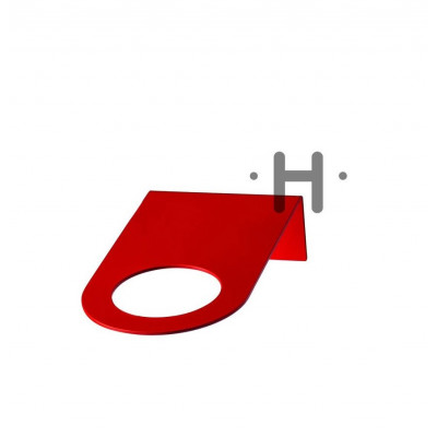 Lamp Support   Red