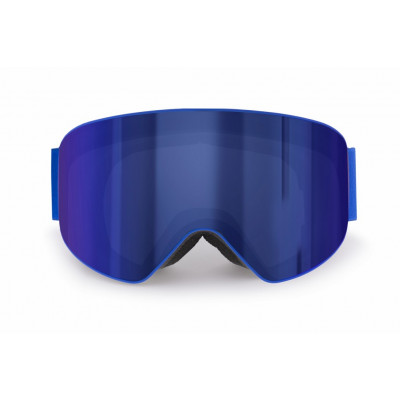 Schneebrille Eira   Blauer Rahmen / Blaue Linsen